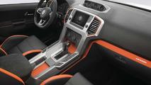 Volkswagen Amarok Power fully detailed, features 5,000-watt sound system