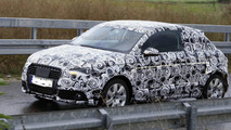 Audi A1 Prototype Caught for First Time