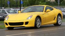 Possible Ferrari 599 Scuderia prototype spy photos