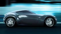 Nissan ESFLOW EV sports car concept, 1024, 09.02.2011
