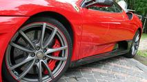 Status Design Studio SD SU35 tuning kit for Ferrari 430, 1000, 01.07.2010