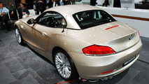 2010 BMW Z4 at 2009 NAIAS
