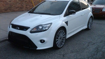 Ford Focus RS Spied in US