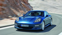 Porsche Panamera diesel confirmed for production
