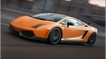 Lamborghini Gallardo LP570-4 Superleggera Further Details and Renderings Surface