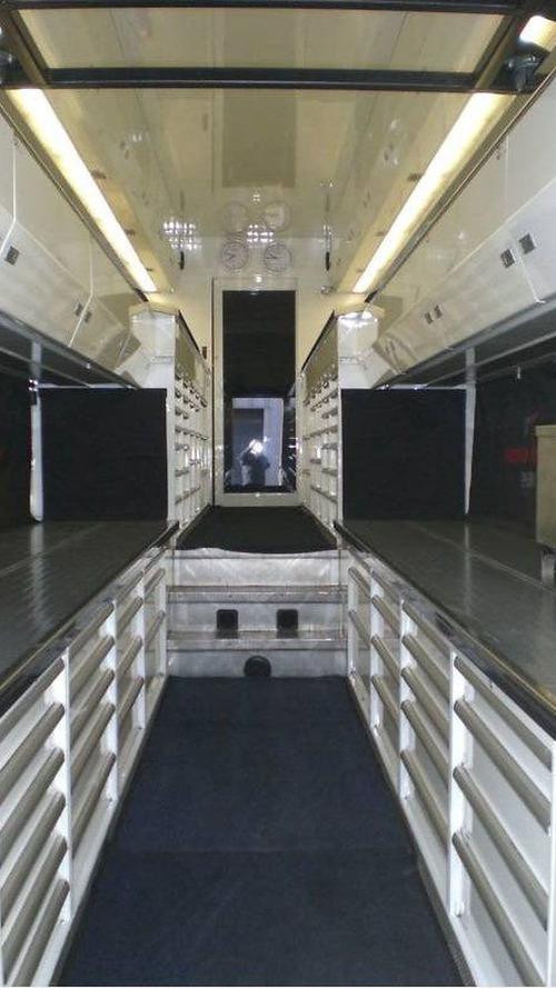 USF1 / Brawn GP trailers seized and put on eBay - no reserve