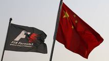 China to stay on F1 calendar - Ecclestone