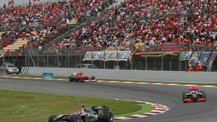 Schu's back, Barca not boring, Massa under pressure - press