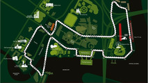 Singapore F1 GP Timetable Released