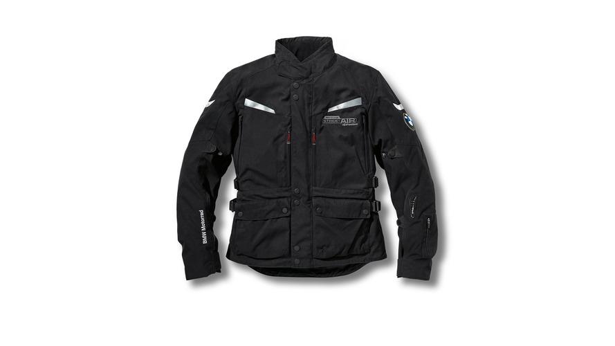 BMW releases airbag motorcycle jacket