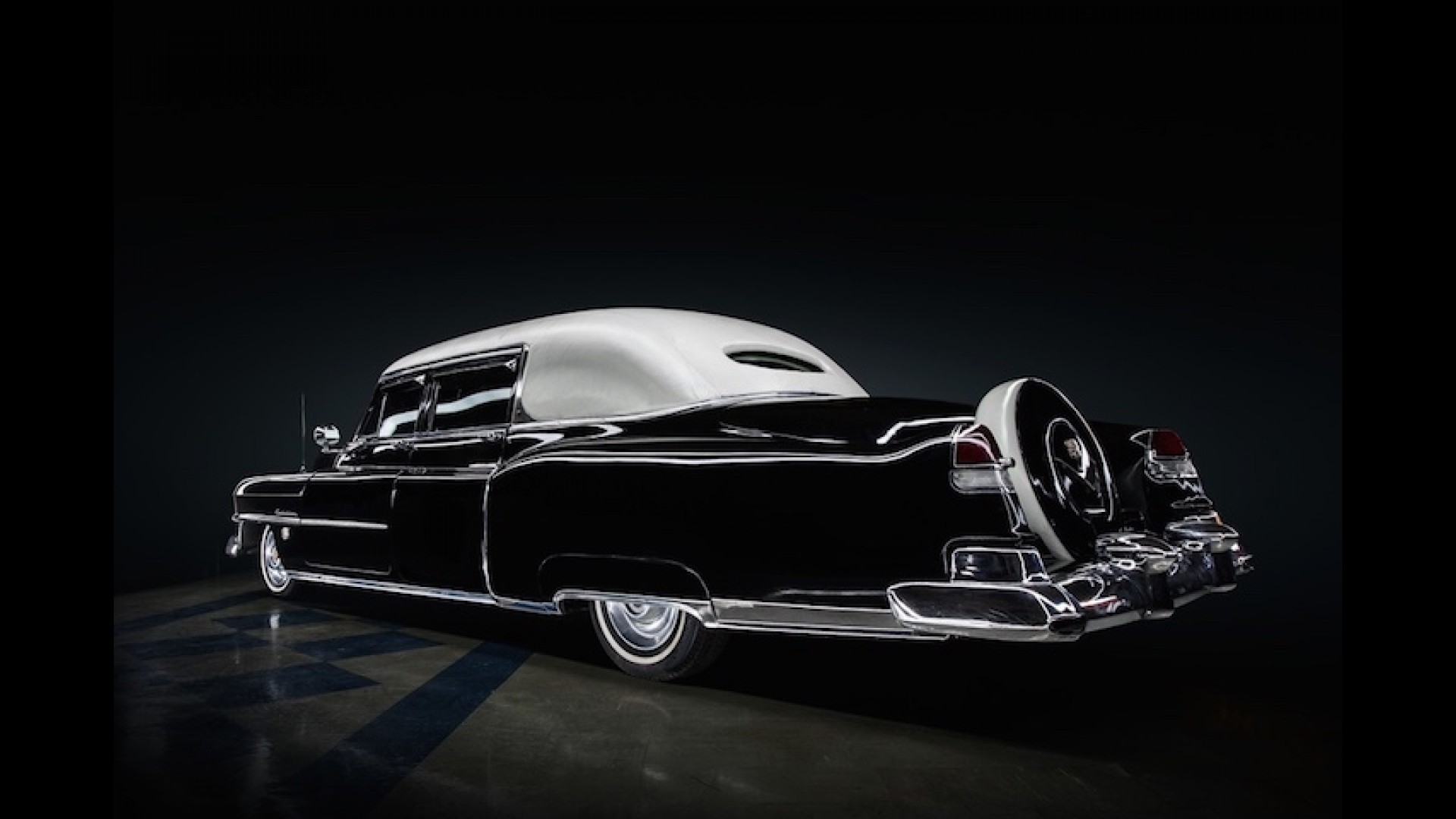 Eisenhower's Stunning 1952 Cadillac Shows Up on eBay