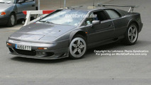 New Lotus Esprit spy photos