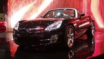 New Opel GT at Geneva