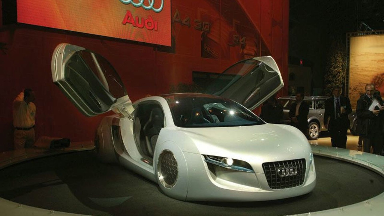 Audi RSQ Sports Coupe