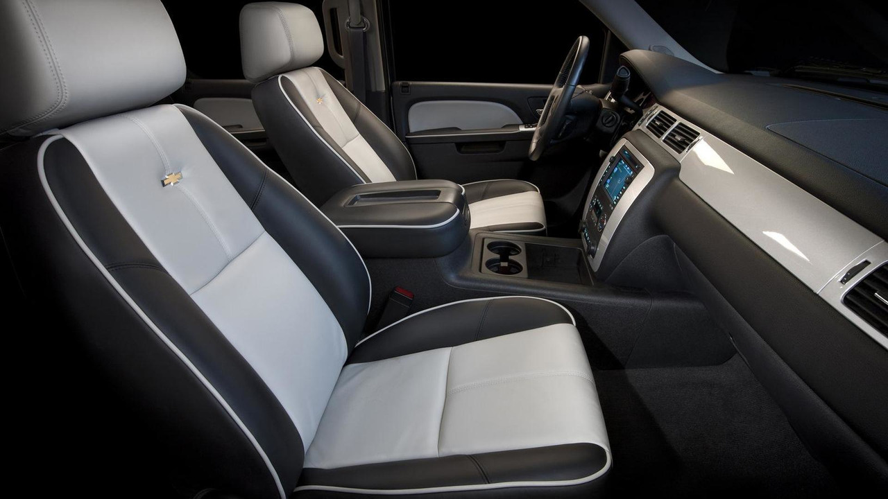 Chevy Silverado 2500HD Z71