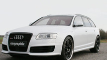 Audi RS6 by Cargraphic with 665 HP 21.07.2010