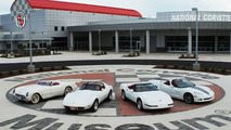 The 1.5 millionth Corvette: 2009 Corvette Convertible