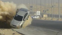 Saudi Arabia categorizes drifting as a criminal offense, spectators considered accomplices