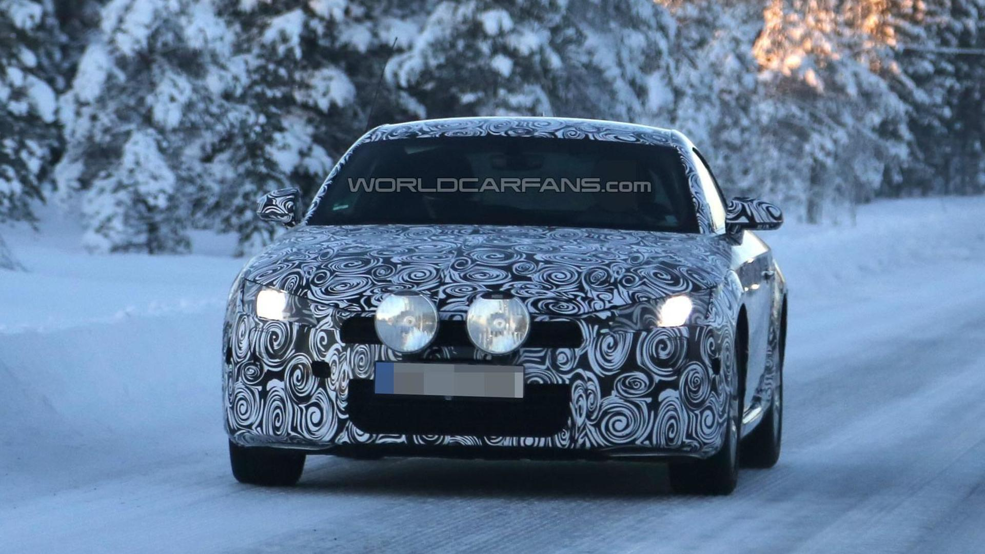 2014 Audi TT spied conducting final testing, to debut in March at Geneva Motor Show