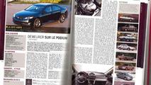2012 Toyota Camry magazine scan - 11.8.2011
