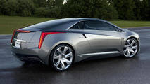 Cadillac Converj / ELR concept - 17.8.2011