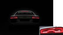 Audi Animated rear lights 09.1.2013
