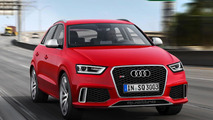 2014 Audi RS Q3 leaked photo 19.2.2013