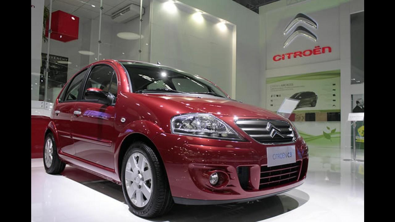 Apesar da chegada do novo, Citroën C3 da antiga geração será vendido até o fim do ano
