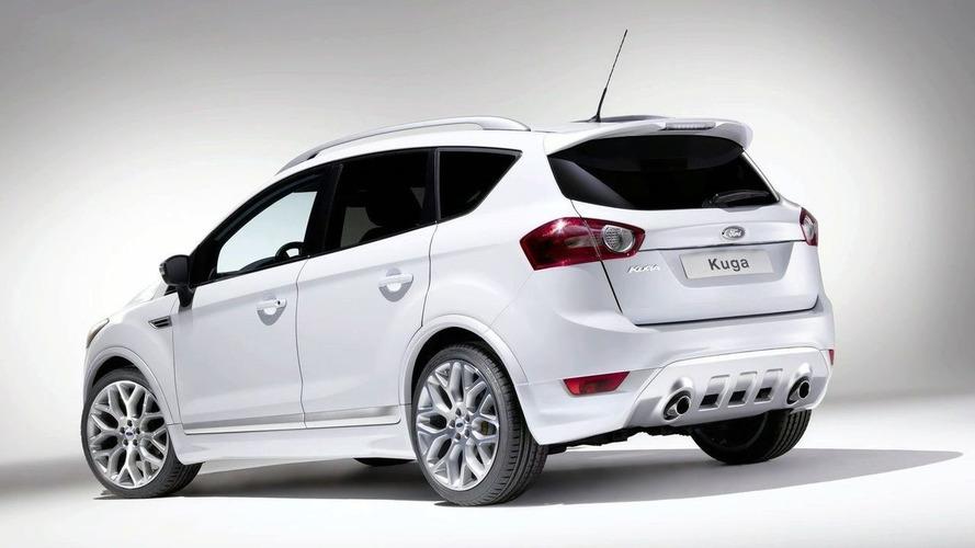 Ford Kuga Individual Debuts in Paris