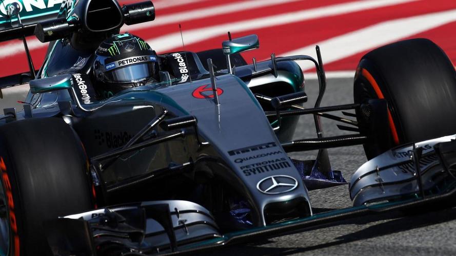 Ecclestone sure Mercedes will win 2015 title