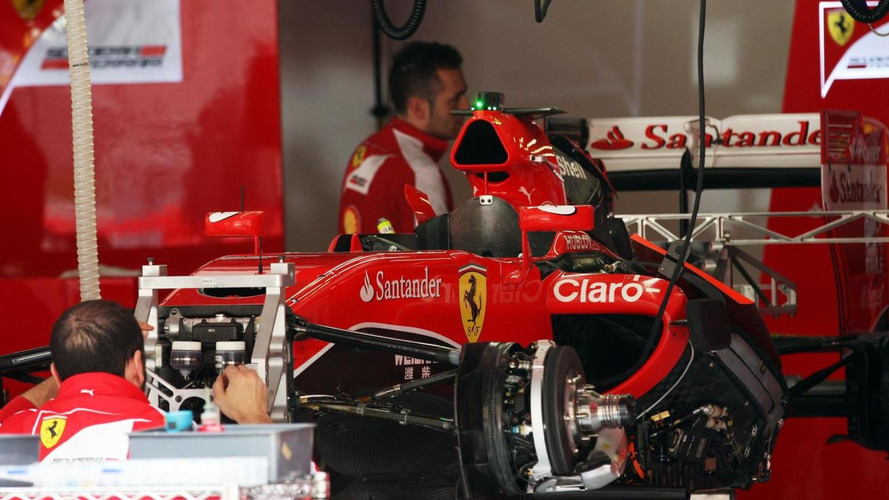 China could leave Ferrari cold in Merc battle
