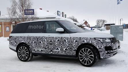 Range Rover facelift spied hiding subtle changes
