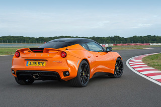 An Entry-Level Lotus Evora is Coming to the USA