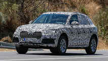 2017 Audi Q5 returns in new spy photos