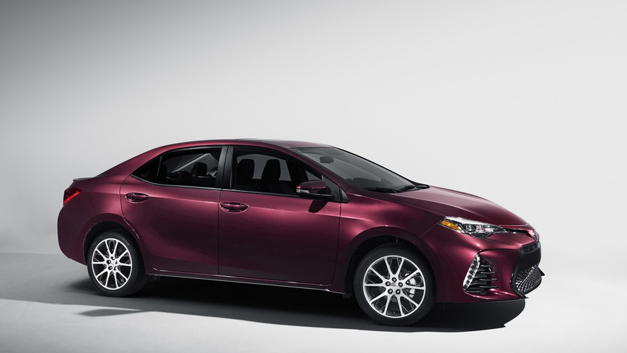 Toyota celebrates Corolla's 50th birthday with special edition