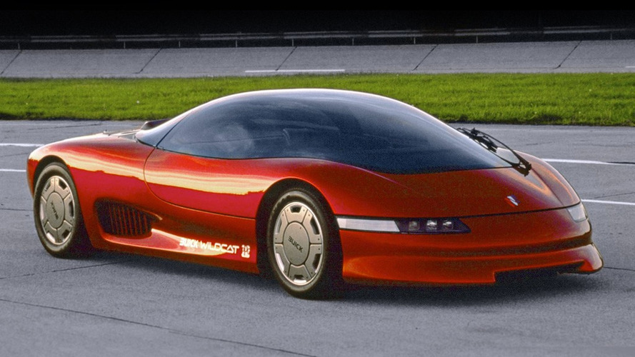 Concept We Forgot: 1985 Buick Wildcat