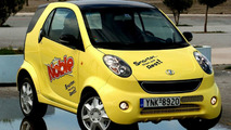 """Shuanghuan Noble: Chinese Smart Fortwo's Motto is """"Smarter Than The Rest"""