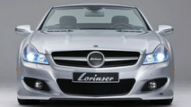New SL-Class Facelift by Lorinser