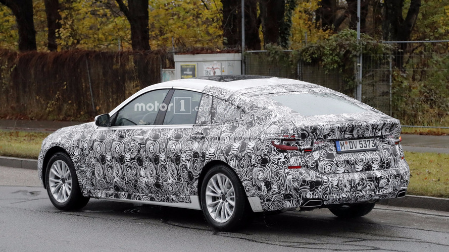 BMW 6 Series GT caught hiding nicer posterior