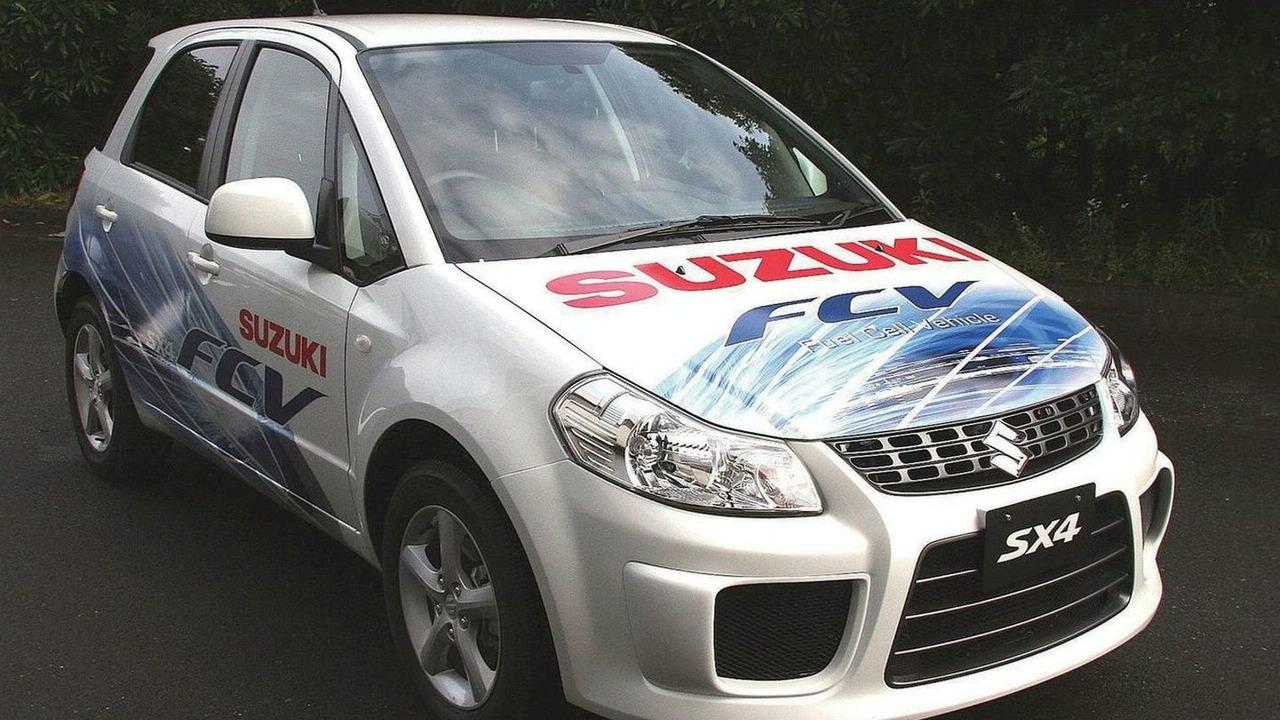 Suzuki Fuel Cell Vehicle