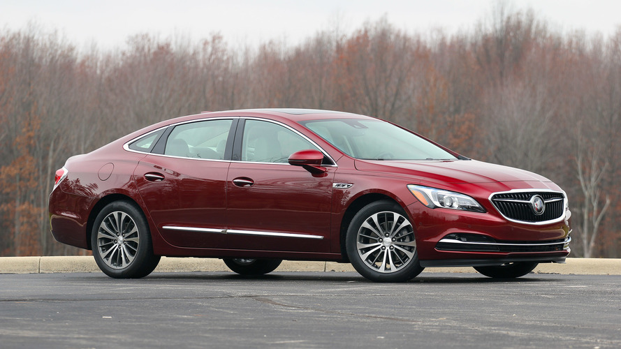 2017 Buick LaCrosse Review: Big is beautiful