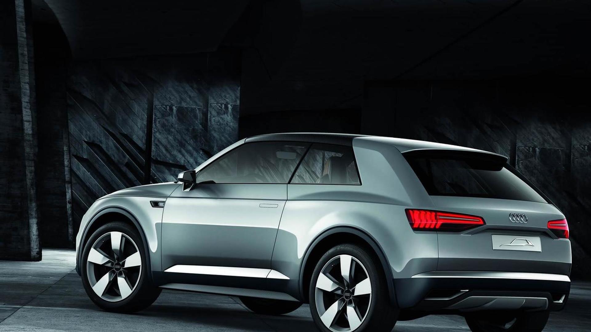 Audi considers Q2, Q4, Q6, Q8, next-gen Q7 to lose 350 kg