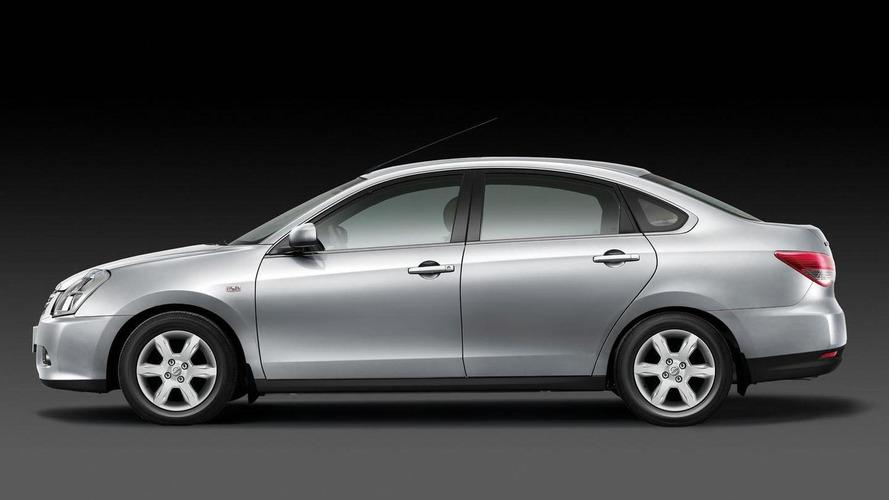 2013 Nissan Almera announced for Russia