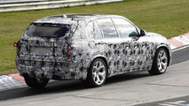 2014 BMW X5 M spy photo  / Automedia