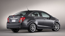 Chevrolet Sonic Dusk heading to SEMA, will go into production