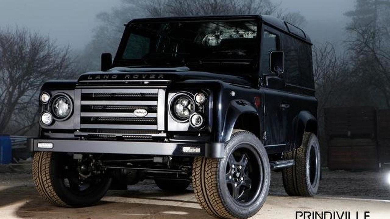 Land Rover Defender by Prindiville Design - 15.2.2011