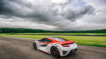 2016 Acura NSX pace car for Pikes Peak