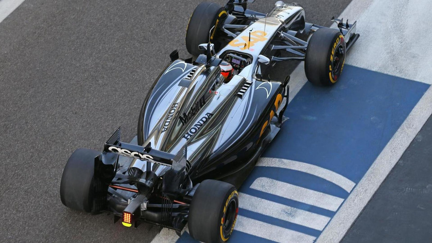 'No panic' after disastrous Honda test debut