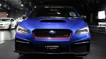Subaru Levorg S concept bows at the Tokyo Auto Salon