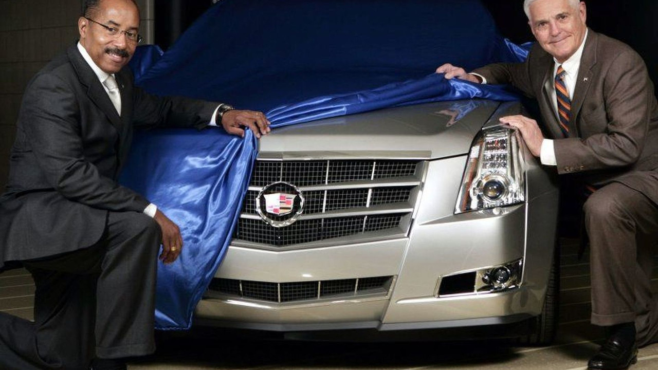 Cadillac CTS Sneak Peak